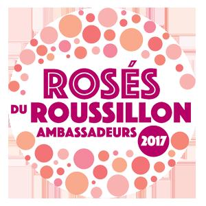 Ambassadeur rosés du roussillon 2017