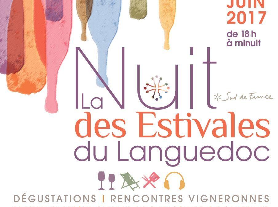 La Nuit des Estivales AOC Languedoc-Roussillon